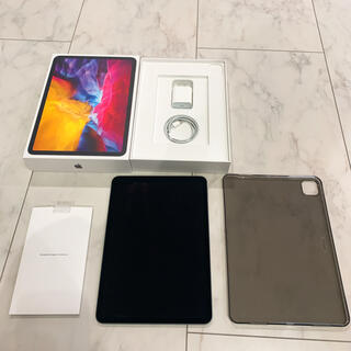 Apple - iPad Pro  11インチ 第2世代 スペースグレイ 128GB
