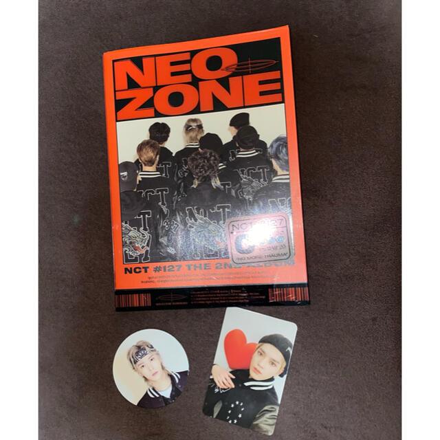 NCT 127   『NEO ZONE』 Cver. アルバム エンタメ/ホビーのタレントグッズ(アイドルグッズ)の商品写真
