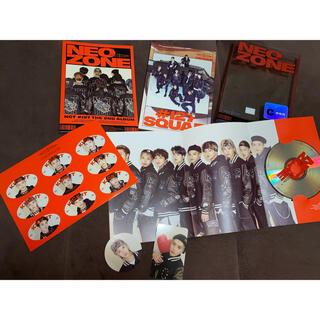 NCT 127   『NEO ZONE』 Cver. アルバム