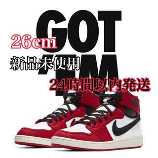 ナイキ(NIKE)のNike Air Jordan 1 KO Chicago(スニーカー)