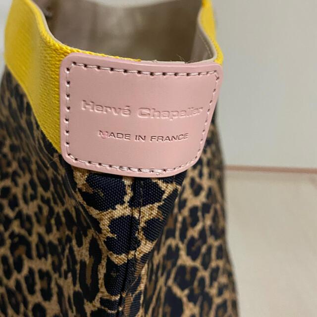 Herve Chapelier(エルベシャプリエ)のMINICoさま専用💜エルベシャプリエ707FD &ミネトンカベージュ レディースのバッグ(トートバッグ)の商品写真