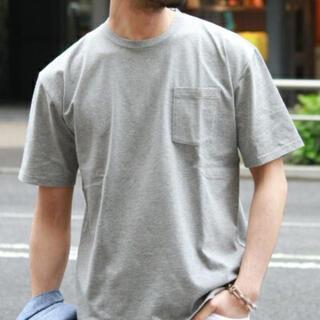 エディフィス(EDIFICE)のポケットTシャツ/EDIFICE(Tシャツ/カットソー(半袖/袖なし))