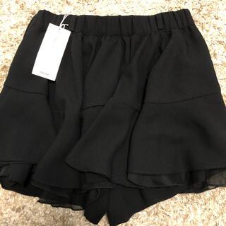 イング(INGNI)のINGNI 黒スカート(ミニスカート)