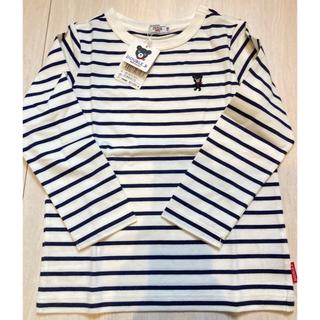 ダブルビー(DOUBLE.B)の長袖ボーダーTシャツ(Tシャツ/カットソー)