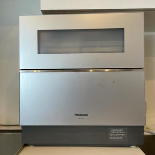パナソニック(Panasonic)のPanasonic NP-TZ100-S 食洗機 パナソニック(食器洗い機/乾燥機)