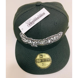 シュプリーム(Supreme)のsupreme  Gonz Logo New Era®(キャップ)