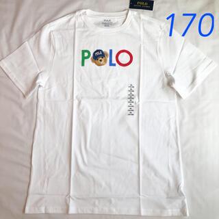 POLO RALPH LAUREN - ラルフローレン ポロベア ロゴコットンTシャツ ボーイズXL/170