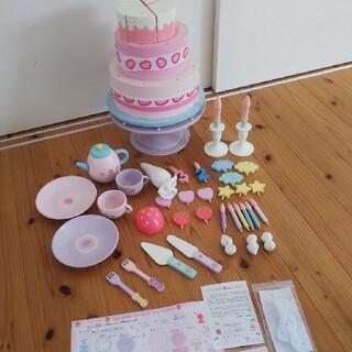 マザーガーデン 福袋 ストロベリーケーキ パーティーセット(知育玩具)