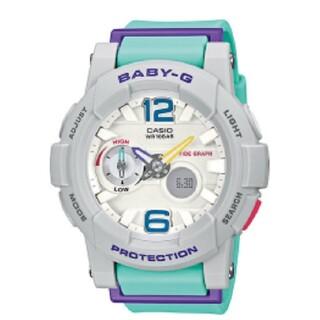 ベビージー(Baby-G)のCASIO Baby-G G-LIDE 温度計測 タイドグラフ 新品未使用 レア(腕時計)