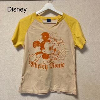 ディズニー(Disney)の【Disney ディズニー】半袖 Tシャツ(Tシャツ(半袖/袖なし))
