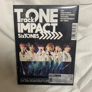 TrackONE -IMPACT-(初回盤) Blu-ray