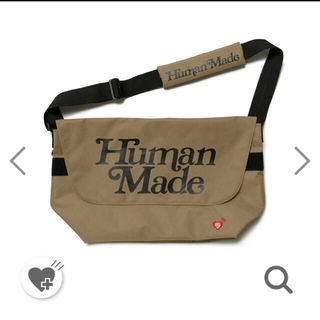 GDC - Human Made×Girls Don't Cry MESSENGER BAG