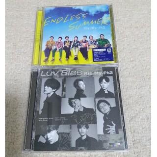 キスマイフットツー(Kis-My-Ft2)のCD『Kis-My-Ft2 シングル2枚セット』(ポップス/ロック(邦楽))