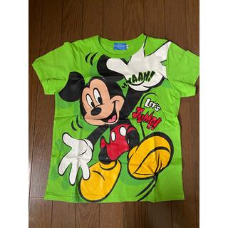 ディズニー(Disney)のディズニーランド ミッキーTシャツ150(Tシャツ(半袖/袖なし))
