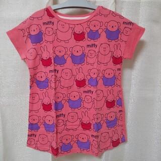 120 ユニクロ ミッフィー 半袖Tシャツ