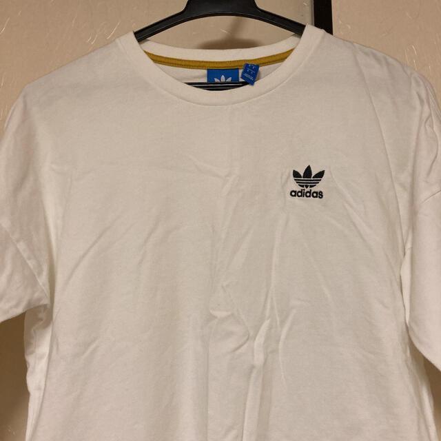adidas(アディダス)のadidas☆メンズTシャツ★M メンズのトップス(Tシャツ/カットソー(半袖/袖なし))の商品写真