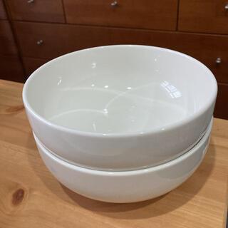 ムジルシリョウヒン(MUJI (無印良品))の無印良品 器2個セット(食器)