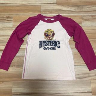ヒステリックミニ(HYSTERIC MINI)の☆レア☆ ヒスミニ ロンT カットソー 140cm(Tシャツ/カットソー)