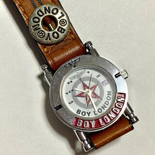 ボーイロンドン(Boy London)のBOY LONDON 時計 電池 腕時計 (腕時計)