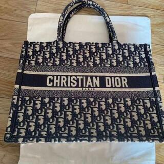 Christian Dior - 国内正規品☆ディオール ブックトートバッグスモール