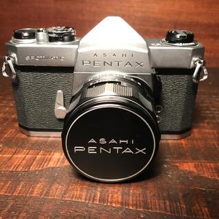 PENTAX - pentax sp 55mm f1.8 付き