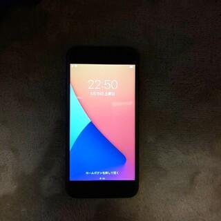 アイフォーン(iPhone)のiPhone7 simフリー 128GB(スマートフォン本体)