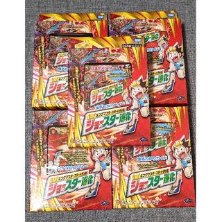 デュエルマスターズ(デュエルマスターズ)のデュエルマスターズ ジョーのスター進化 開封済み 5セット(Box/デッキ/パック)