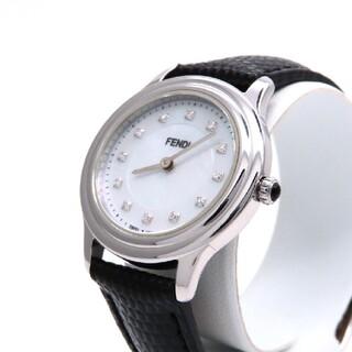 FENDI - 【FENDI】フェンディ 時計 '25000L' 12Pダイヤモンド ☆極美品☆