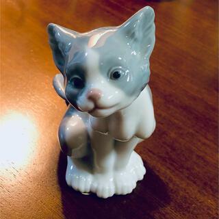 LLADRO リヤドロ 5113 子猫