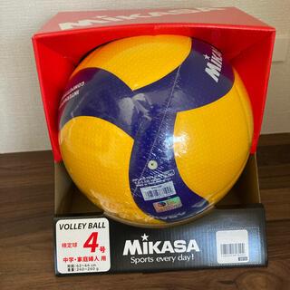 ミカサ(MIKASA)のバレーボール mikasa 4号球 V400W(バレーボール)