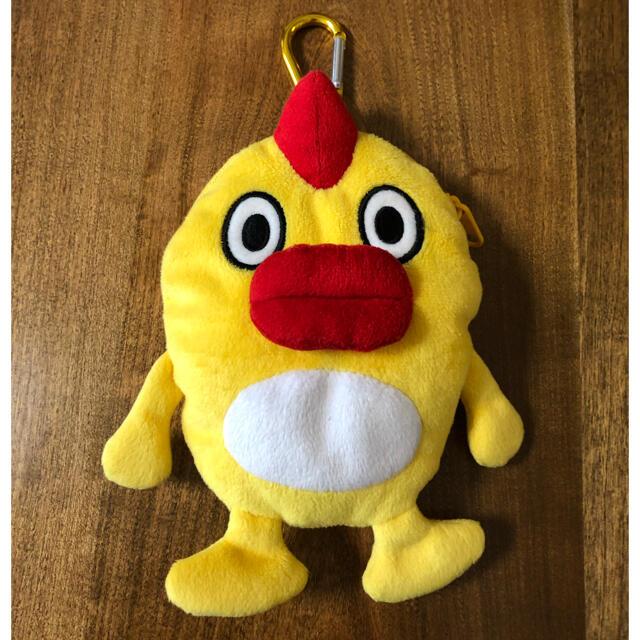 そらジロー リール付きパスポーチ エンタメ/ホビーのおもちゃ/ぬいぐるみ(キャラクターグッズ)の商品写真