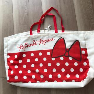 Disney - ミニーちゃん お昼寝布団バック