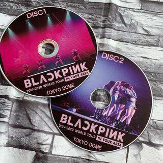 エイチティーシーブラック(HTC BLACK)のBLACKPINK INYOURAREA 2019-2020 東京ドーム 高画質(ミュージック)