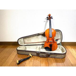 スズキ(スズキ)のSUZUKI 分数バイオリン NO.200 1/4サイズ 2001年製(ヴァイオリン)