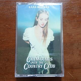 新品 カセットテープ * ラナデルレイ lana del rey 限定ジャケット