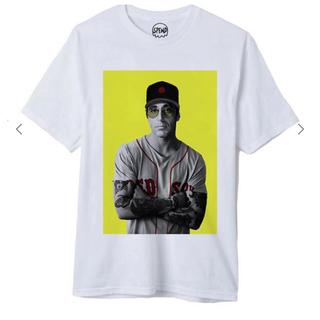 美品 SPENDTHRIFT ALPACINO Tシャツ メンズ(Tシャツ/カットソー(半袖/袖なし))