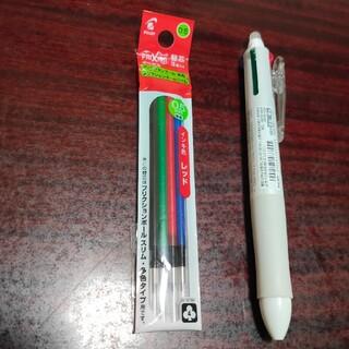 PILOT - フリクション  ボールペン  4色 替芯セット