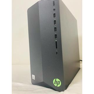 HP - 美品 ゲーミングPC i5-10400F GTX1650 SUPER  搭載