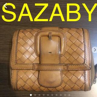 サザビー(SAZABY)のSAZABY  革財布(財布)