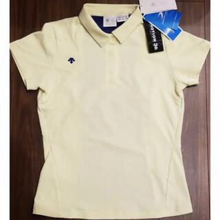 DESCENTE - ● 新品未使用 人気 デサント スポーツ ポロシャツ テニス ゴルフ レディース