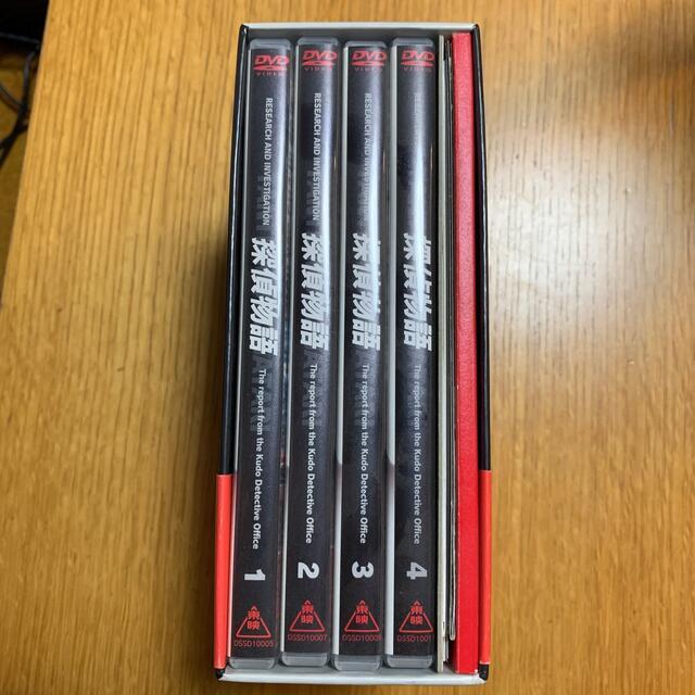 探偵物語 DVD-BOX DVD エンタメ/ホビーのDVD/ブルーレイ(日本映画)の商品写真