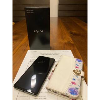 AQUOS - 【美品】AQUOS zero2 Android アクオス アンドロイド