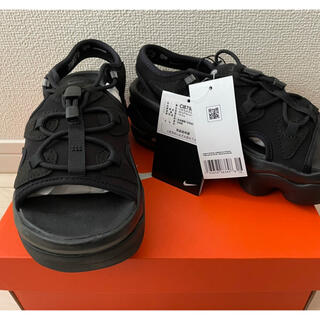 NIKE - ナイキ スポーツサンダル 23cm 新品 黒
