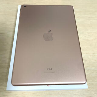 Apple - 美品‼︎ iPad 第7世代 128GB Wifiモデル ゴールド 美品