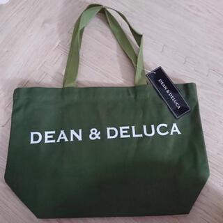 ディーンアンドデルーカ(DEAN & DELUCA)の大人気★★DEAN&DELUCA トートバッグ 大 グリーン(トートバッグ)
