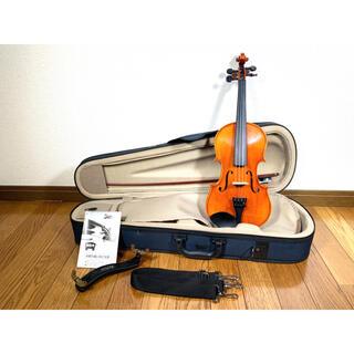 スズキ(スズキ)のSUZUKI 分数バイオリン NO.230 1/2サイズ 2016年製(ヴァイオリン)