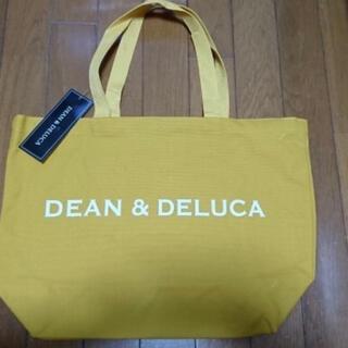 DEAN & DELUCA - 大人気★★DEAN&DELUCA トートバッグ 大 イエロー