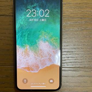 Apple - iPhone X 64G シルバー♡