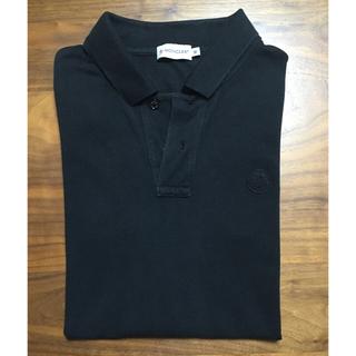 モンクレール(MONCLER)のモンクレール  ブラックタグ ポロシャツ(ポロシャツ)
