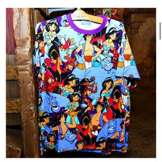 ディズニー(Disney)のディズニーランド アラジンTシャツ(Tシャツ(半袖/袖なし))